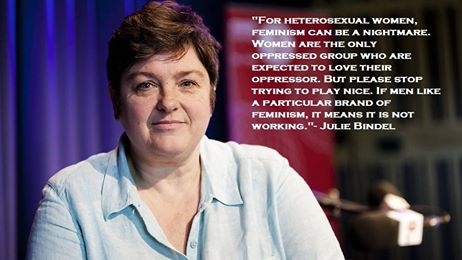 julie bindell on hetrosexuality