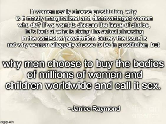 Amnesty why men choose to buy the bodies